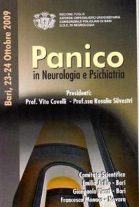 vito covelli congressi panico in neurologia e psichiatria
