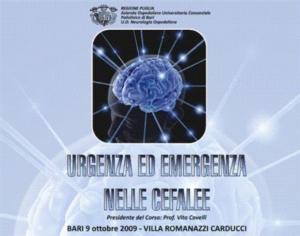 vito covelli congressi urgenza ed emergenza nelle cefalee