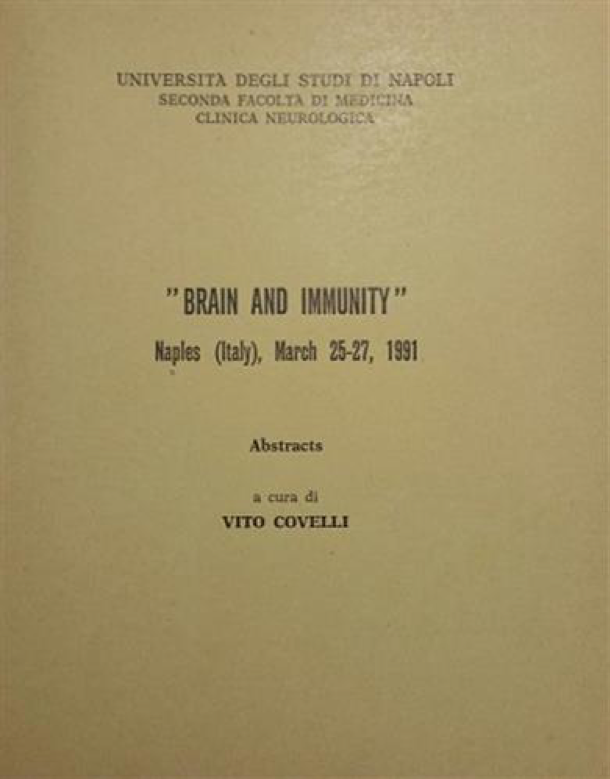 vito covelli pubblicazioni brain and immunity